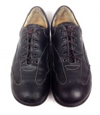 Buy Finn Comfort Shoes 8 Womens Black Leather Oxfords