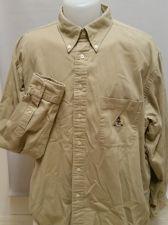 Buy Nautica Beige XL Button Front Shirt L/S
