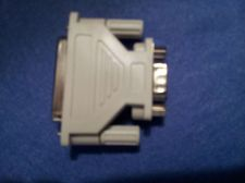 Buy 25 Pin Serial Female to 9 Pin Seral Male Serial Adapter