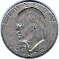 Buy 1972-D Eisenhower Dollar