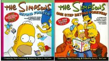 Buy 2 Simpsons Books: The Simpsons Beyond Forever! & One Step Beyond Forever!
