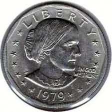 Buy 1979 Uncirculated Susan B. Anthony Dollar