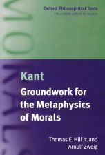 Buy Groundwork for the Metaphysics of Morals (Oxford Philosophical Texts) Paperback