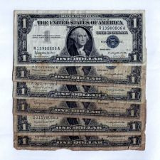Buy 6 1957 Silver Certificates