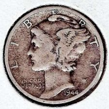 Buy 1944-D Mercury Dime