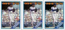 Buy Lot of 3 1988 Topps #480 Dwight Gooden