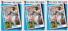 """Buy Lot of 3 Dwight Gooden 1989 Topps #661 """"Turn Back The Clock"""""""
