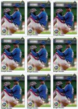 Buy Lot of 9 1990 Upper Deck #114 Dwight Gooden