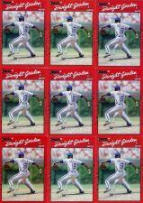 Buy Lot of 9 1990 Donruss #171 Dwight Gooden