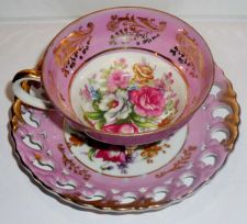 Buy Royal Sealy China Cup & Saucer Set