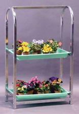 Buy Plant Stand - 2 Tray #01422