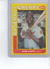 Buy HANK AARON 1990 SWELL #102