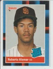 Buy ROBERTO ALOMAR 1988 DONRUSS RATED ROOKIE #34