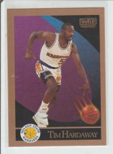 Buy TIM HARDAWAY 1990 SKYBOX #95 (ROOKIE)