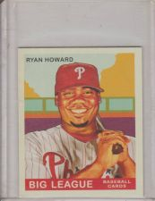 Buy RYAN HOWARD 2007 GOUDEY #226