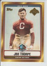 Buy JIM THORPE 2006 TOPPS CLASS OF 1963