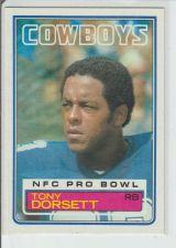 Buy TONY DORSETT 1983 TOPPS #46