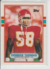 Buy DERRICK THOMAS 1989 TOPPS TRADED #90T