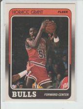 Buy HORACE GRANT 1988 FLEER #16 OF 132 (ROOKIE)