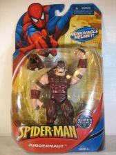 Buy Marvel Spider-Man Super Villain Juggernaut (Removable Helmet!)