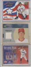 Buy (3) CARD LOT OF JERSEY CARDS