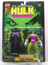 Buy The Incredible Hulk She-Hulk (Gamma Cross Bow)