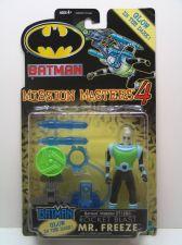 Buy Batman Mission Masters 4 Mr. Freeze Rocket Blast