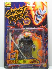 Buy Ghost Rider (Flame Glow) Custom Mini Comic Book Included
