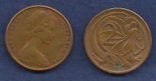 Buy Australia, 2 Cent, 1966 Elizabeth II, DRAGON LIZARD DESIGN Coin!