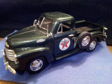 "Buy 1953 CHEVROLET ""TEXACO"" PICKUP (MIRA-Spain) 1/18 Scale Die-Cast (Green)"