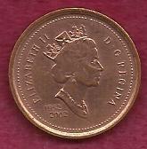 Buy Canada 1952-2002 Jubilee 1 Cent 1952-2002 Canadian Maple Leaf Elizabeth II Penny