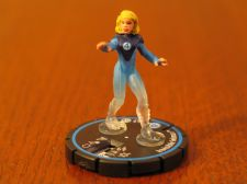 Buy Heroclix Marvel Fantastic Forces Experienced Invisible Woman