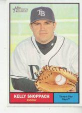Buy 2010 Topps Heritage #5 Kelly Shoppach