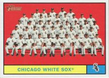 Buy 2010 Topps Heritage #7 Chicago White Sox
