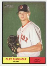 Buy 2010 Topps Heritage #16 Clay Buchholz