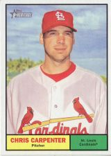 Buy 2010 Topps Heritage #32 Chris Carpenter