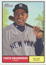 Buy 2010 Topps Heritage #37 Curtis Granderson