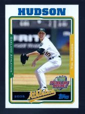 Buy 2005 Topps Opening Day #143 Tim Hudson