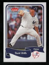 Buy 2004 Fleer Tradition #108 David Wells