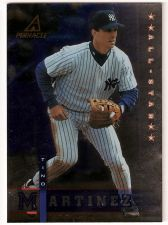 Buy 1998 Pinnacle Plus #12 Tino Martinez Foil Card
