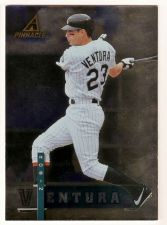 Buy 1998 Pinnacle Plus #130 Robin Ventura Foil Card