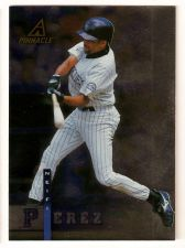Buy 1998 Pinnacle Plus #166 Neifi Perez Foil Card