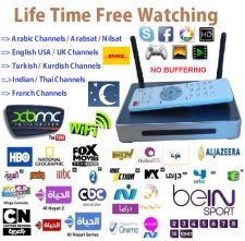 Buy English, Arabic, Turkish, Indian, Live Tv, IPTV, 800+ Channels FREE Lifetime