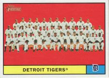 Buy 2010 Topps Heritage #51 Detroit Tigers