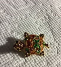 Buy Trendy Turtle Colorful Brooch/Pin