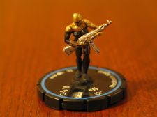 Buy Heroclix DC Hypertime Experienced Checkmate Agent