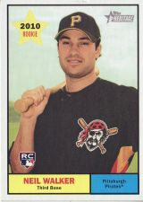 Buy 2010 Topps Heritage #59 Neil Walker