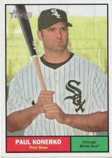 Buy 2010 Topps Heritage #65 Paul Konerko