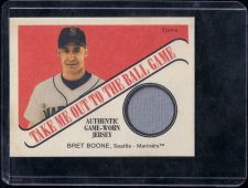 Buy 2004 Topps Cracker Jack Take Me Out to the Ballgame Relics TB-BB2 Bret Boone
