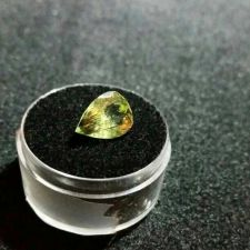 Buy Loose Rare & Natural & Untreated Pear Cut With Superior Luster Investment Gem